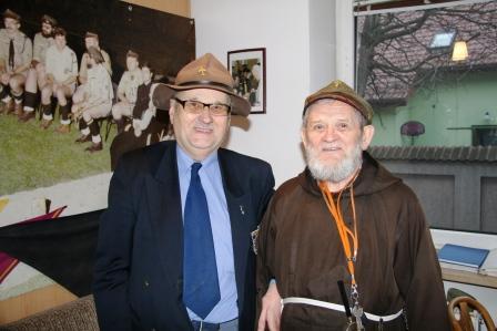 Dwaj Skauci, Dominik i Mieczysław
