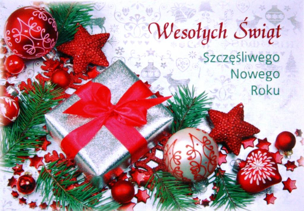 Życzenia Świąteczne 2014