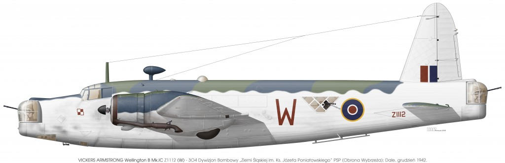 Wellington B MkIC Z1112 W_1942