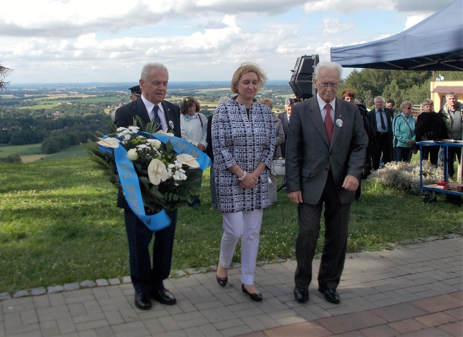 Chełm Warszawska delegacja